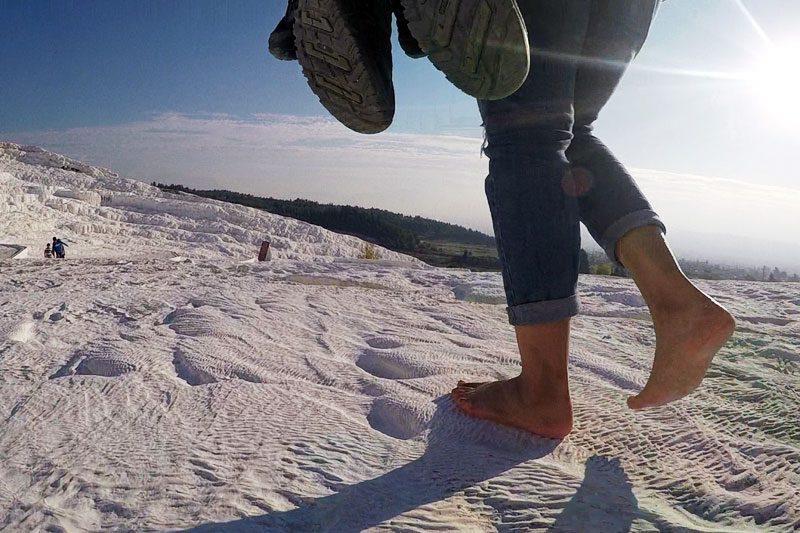 denizli pamukkale ayakkabi