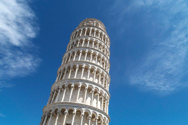 pisa kulesi egimi