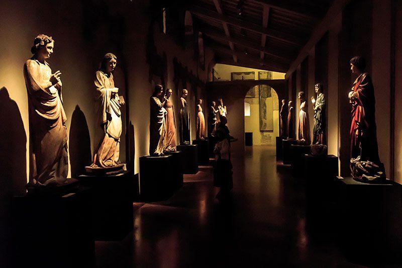 san matteo muzesi heykelleri