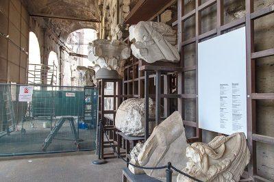 kolezyum heykel buluntulari 400x266