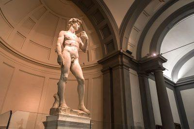 michelangelo david heykeli 400x266