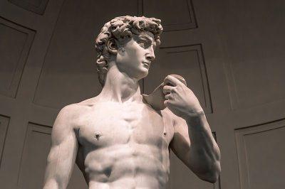 michelangelo david heykeli floransa 400x266