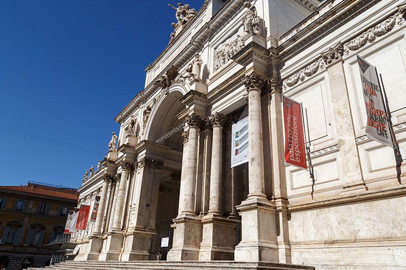palazzo delle esposizioni sarayi roma