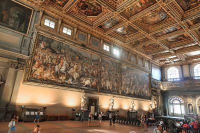 palazzo vecchio duvar resimleri 400x266