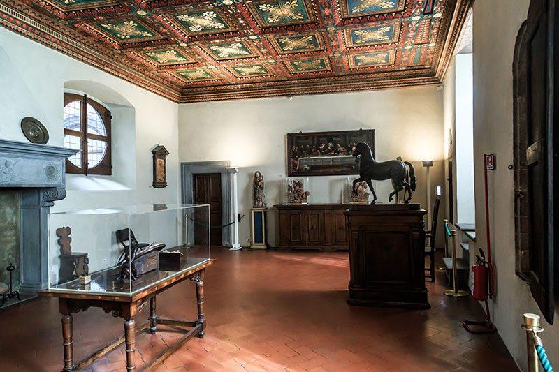 palazzo vecchio medici kalan esyalar