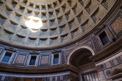 panteon oculus gunes isigi 400x266