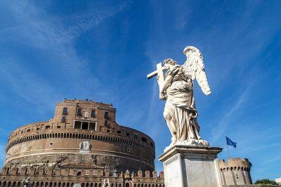 roma castel angelo kopru heykelleri 400x266