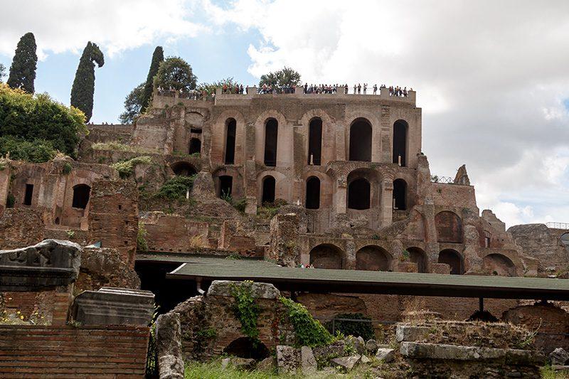 roma forum bakirelerin evi