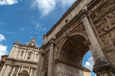 roma forum septimius severus kemeri 400x266