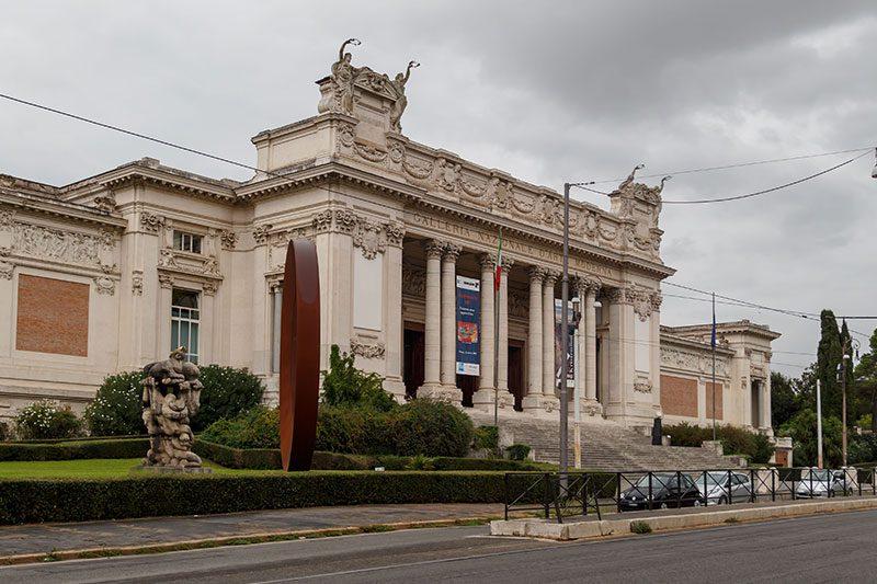 roma ulusal modern sanat galerisi muzesi gezi rehberi