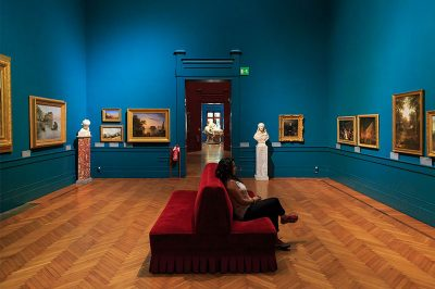 roma ulusal modern sanat galerisi muzesi odasi 400x266