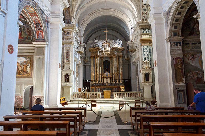 spanish steps trinita dei monti kilisesi