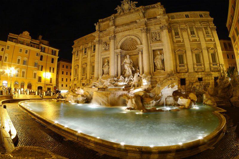 trevi cesmesi roma gezisi