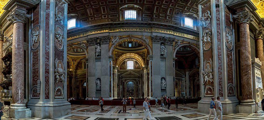 vatikan aziz peter kilisesi gezisi