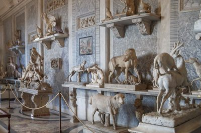 vatikan muzesi hayvan heykelleri galerileri 400x266