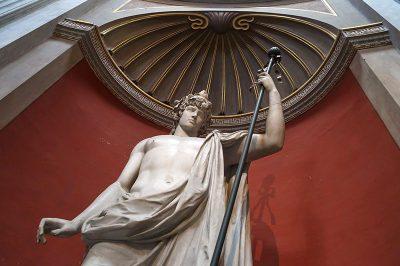 vatikan muzesi yunan heykelleri galerileri 400x266