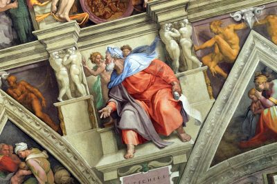 vatikan sistina sapeli peygamber resimleri 400x266