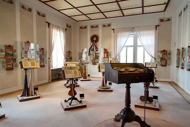 bedrich smetana muzesi interaktif muzik