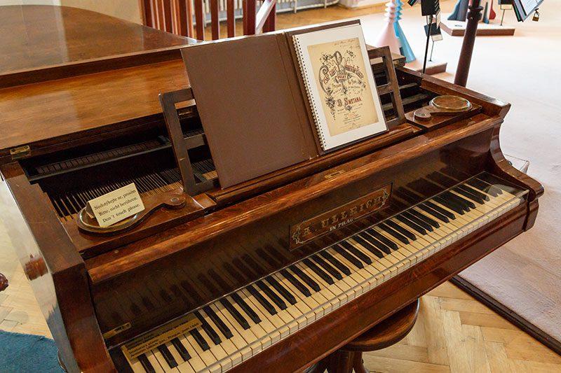 bedrich smetana piyanosu