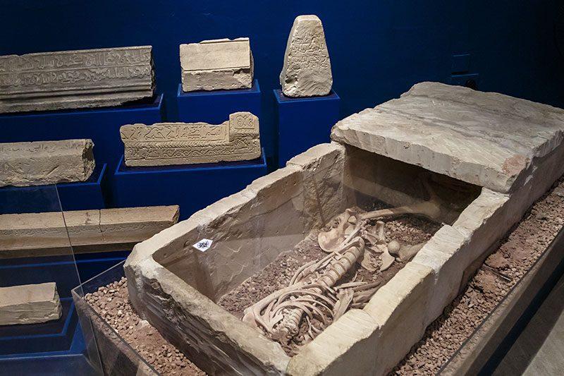 malta domus romana islami mezarlar