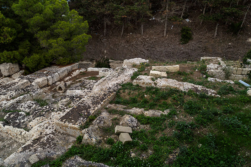 malta domus romana kalintilari