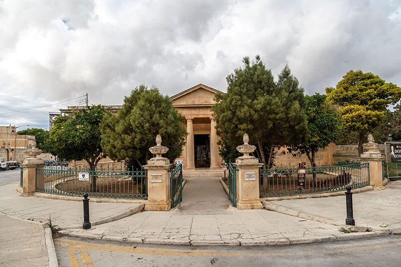 malta domus romana muzesi