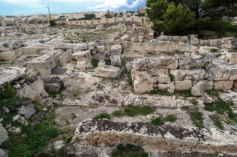 malta domus romana odalari