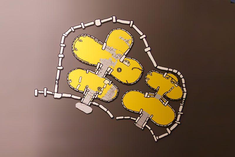 malta gozo ggantija tapinaklari haritasi