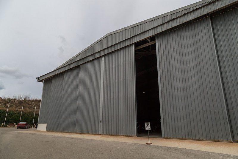 malta havacilik muzesi hangar