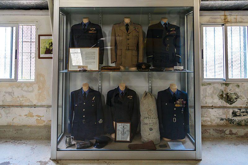 malta havacilik muzesi uniformalar