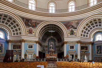 malta mosta dome gezilecek yerler 400x266