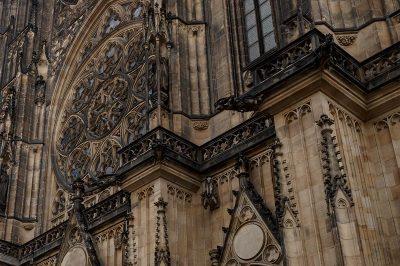 prag kalesi st vitus katedrali seyahat 400x266