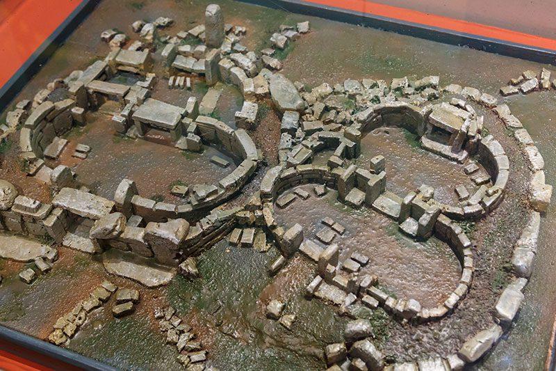 valletta arkeoloji muzesi tapinak maketi