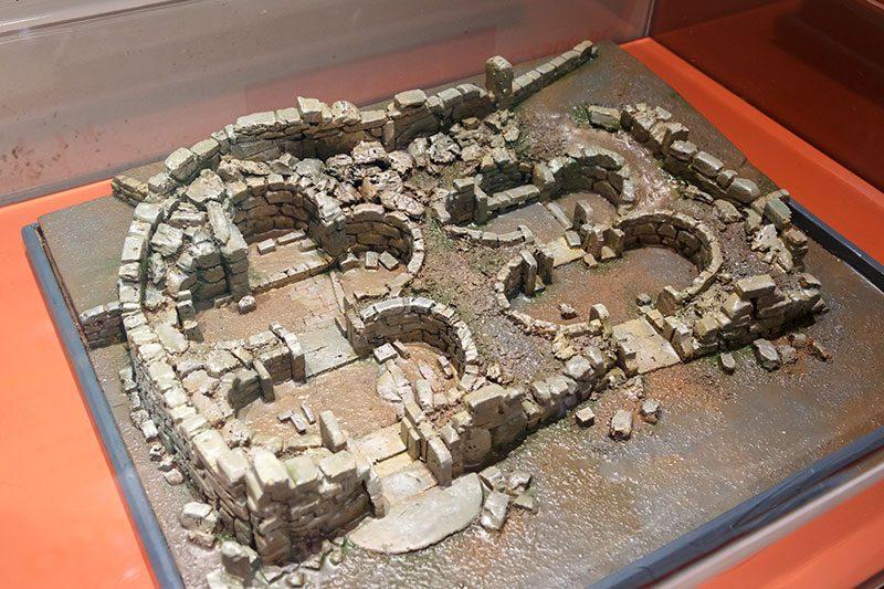 valletta arkeoloji muzesi tapinak maketleri