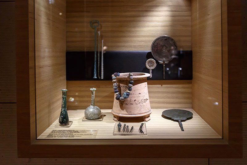 ankara erimtan arkeoloji muzesi eserler