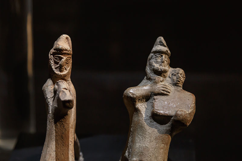 ankara erimtan arkeoloji muzesi heykeller