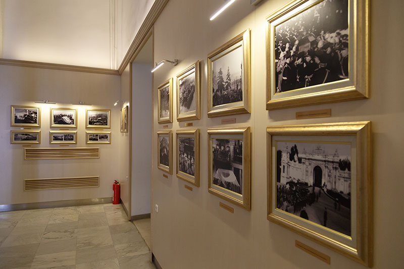 ankara etnografya muzesi ataturk nakil fotograflari
