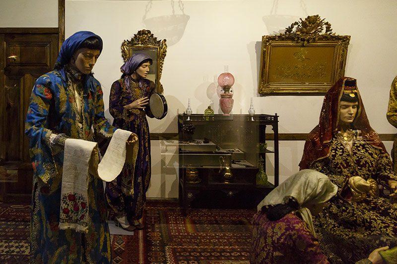 ankara etnografya muzesi kina gecesi