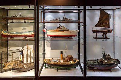 ankara rahmi koc muzesi gemi modelleri 400x266