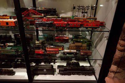 ankara rahmi koc muzesi tren oyuncaklari 400x266
