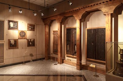 ankara vakif eserleri muzesi ahsap yapilar 400x266