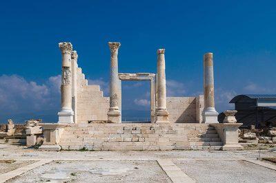 denizli laodikeia antik kenti gezilecek yerler 400x266
