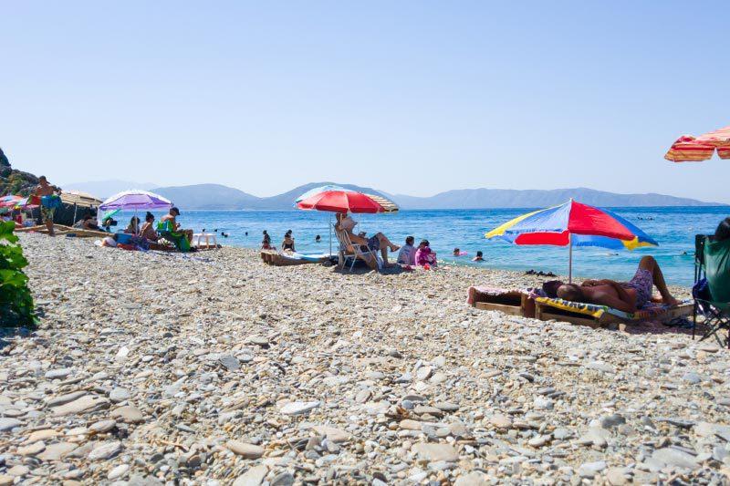 dilek yarimadasi milli parki karasu plaji