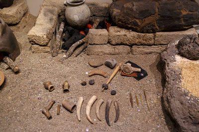 eskisehir arkeoloji muzesi yasam alanlari 400x266