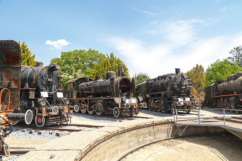 izmir camlik lokomotif muzesi gezilecek yerler