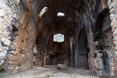 mersin anamur anemurium antik kenti kilise gezisi 400x266