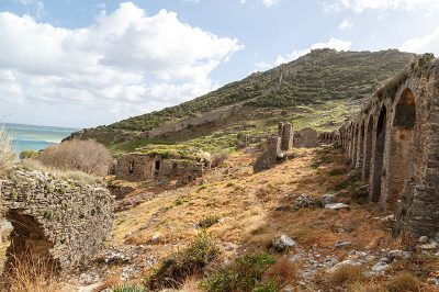 mersin anamur anemurium antik kenti tarihi yapilar 400x266