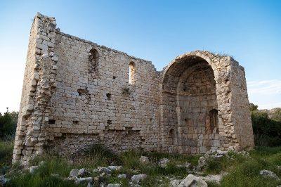 mersin korykos kalesi bazilika 400x266