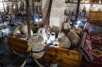 mersin silifke amfora muzesi gorulecek yerler 400x266