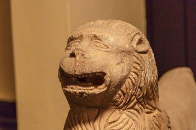 mersin silifke arkeoloji muzesi aslan heykeli 400x266